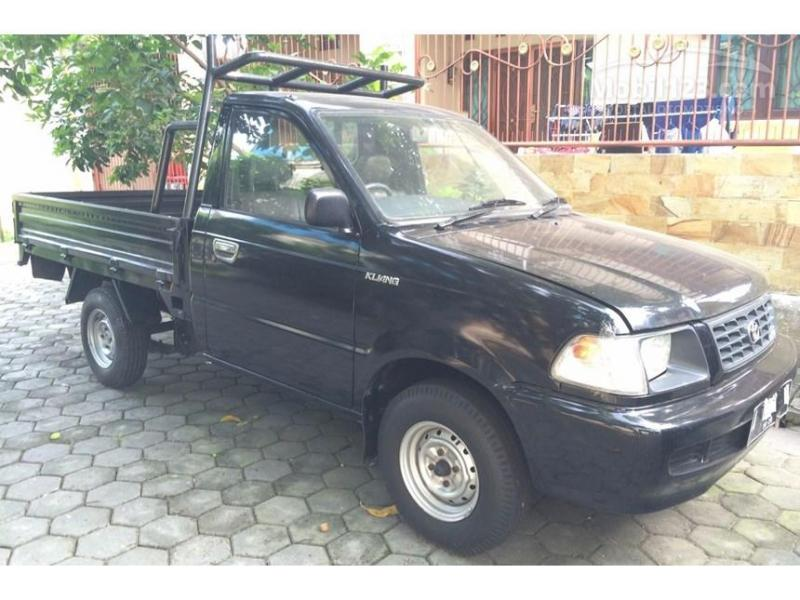 Kijang Pick up Hitam